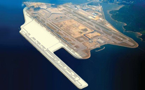 Hong Kong Int'l Airport Three Runway System DCM Works (Pkg.2)