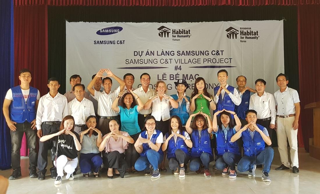 베트남 주거환경개선사업관련 사진1
