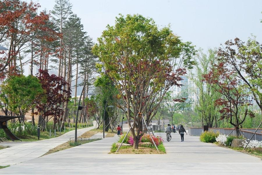 광교호수공원 관련 사진1