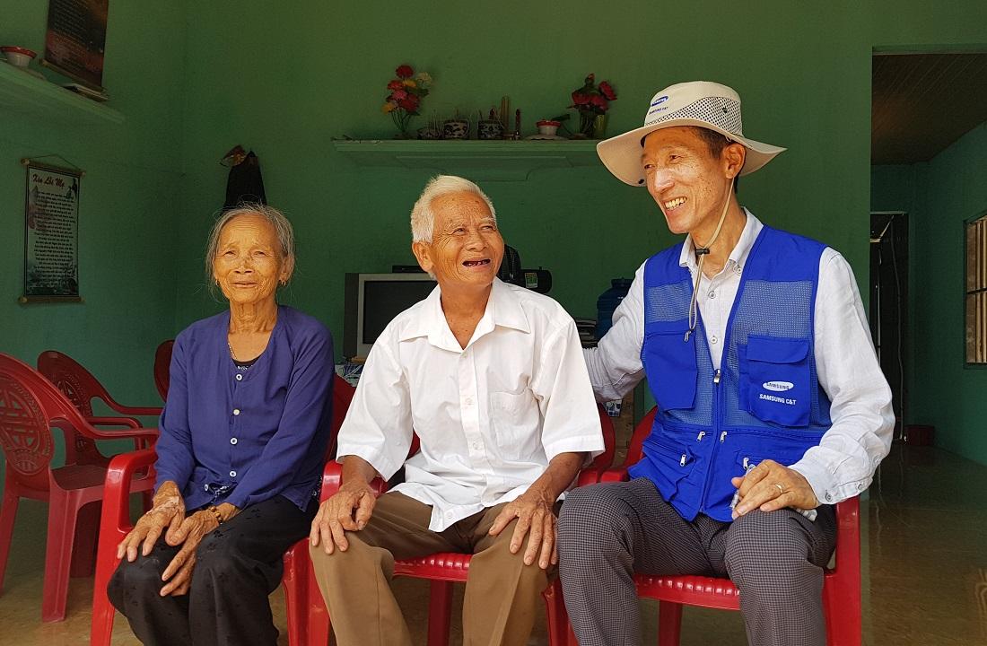 베트남 주거환경개선사업관련 사진2